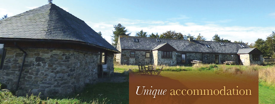 Warm friendly holiday cottages on the Isle of Mull