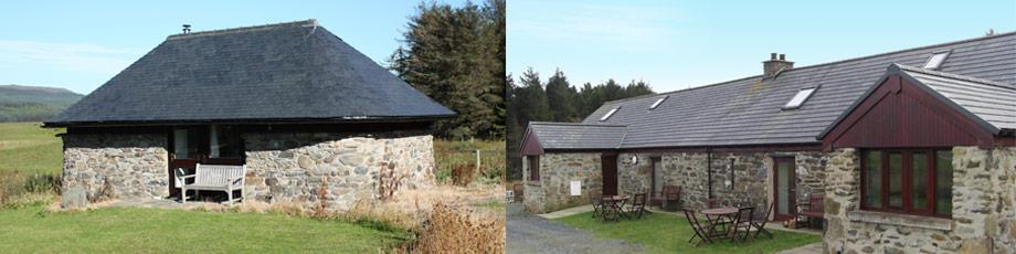 Saorphin Farm Cottages