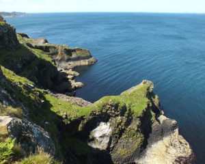 Stunning highland scenery