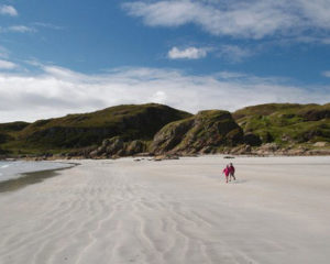 Sandy Beach Holiday Ardalanish Beach