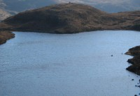 Crater Loch North of Mull Walk