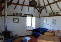 The Bothy Living Area