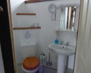 The Bothy Shower Room