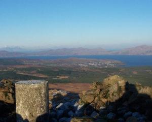 Speinne Mor Scottish Sightseeing Walk
