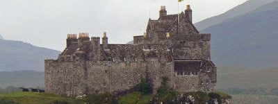 Mull Duart Castle