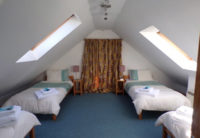Tigh Mhor Upstairs Bedroom