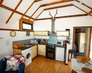 Bothy Kitchen, holiday Cottage on the Isle of Mull