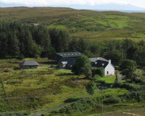The Saorphine Farm, Isle of Mull